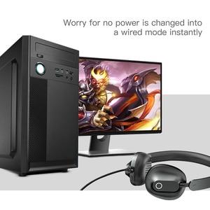 Image 5 - Baseus D01Wireless Bluetooth אוזניות אוזניות עם מיקרופון עבור טלפונים מחשב עם מיקרופון משחקי אוזניות סטריאו bluetooth אוזניות