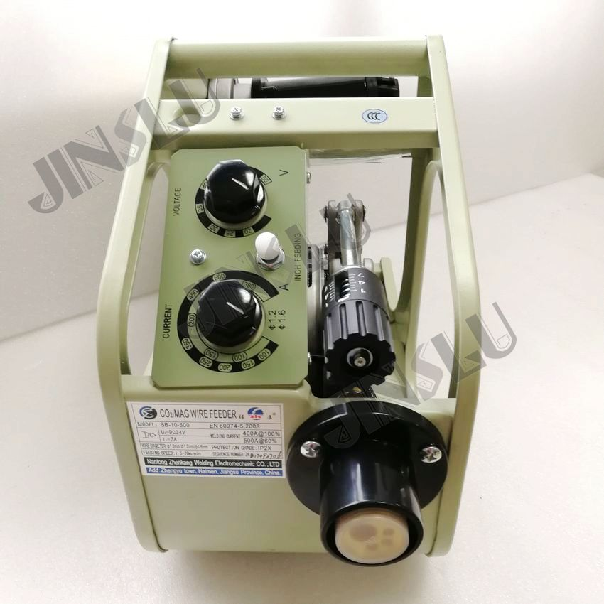 24V MIG MAG Welding Machine Welder Wire Feeder Motor SB-10-C1 with Euro connector professional 24v 0 6 0 8mm ssj 29a wire feed assembly wire feeder motor mig mag welding machine welder euro connector mig 160
