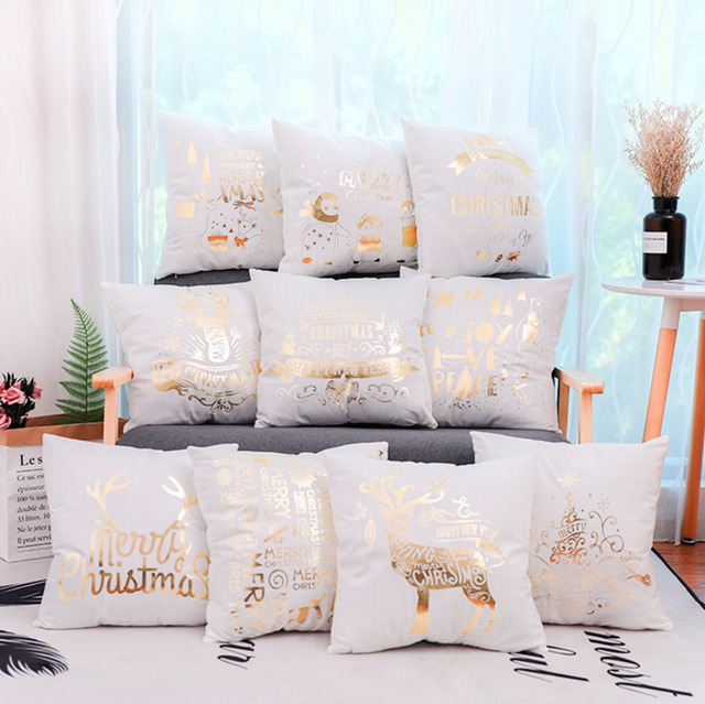 Christmas Pillow Case 6