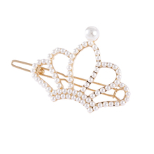 2019 Special Offer Rushed Bride Coroa De Noiva Wedding Crown Hair Clips Stars Metal Hairpin Women Jewelry Head Pins Accessories