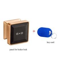Home Digital Drawer Cabinet Lock Electronic Keyless RFID Car