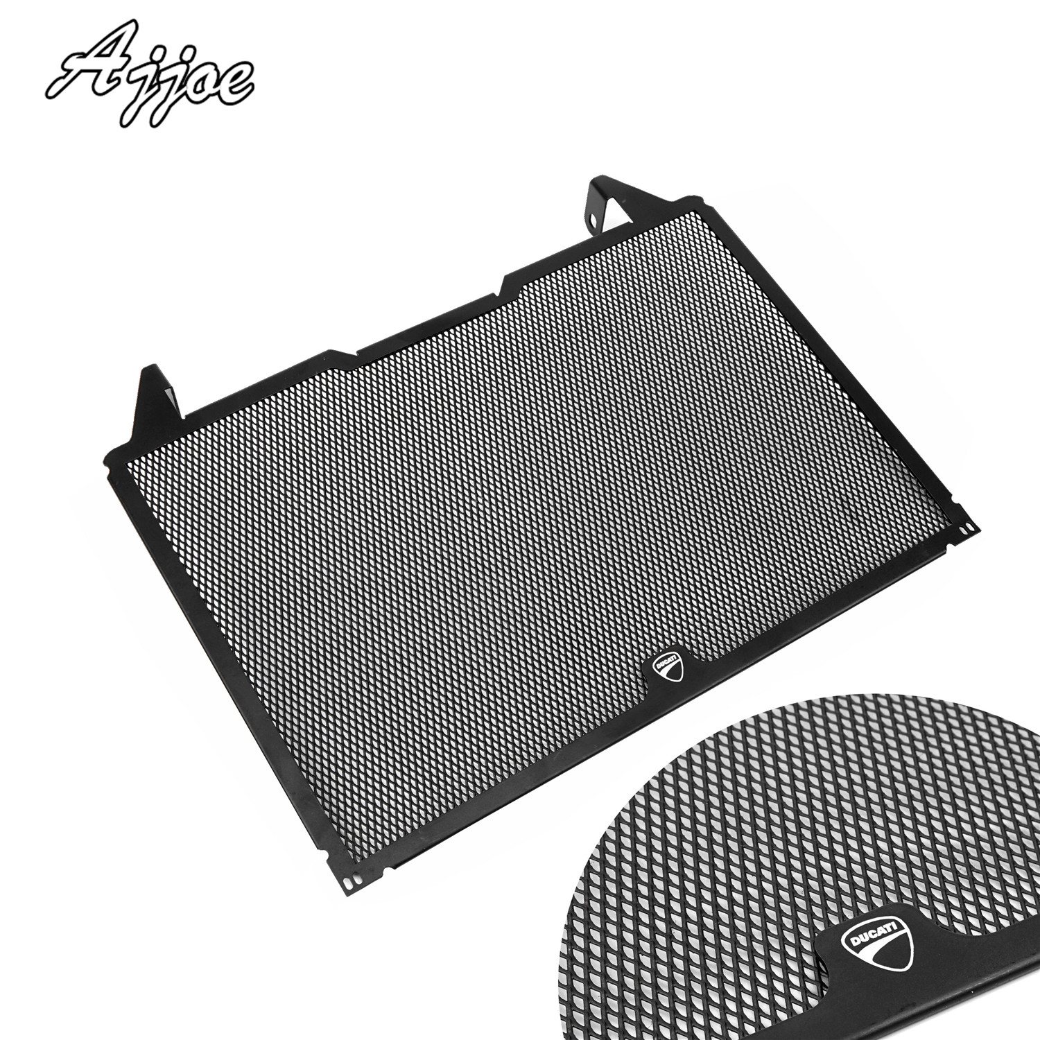 Motorcycle Radiator Grille Guard Protector Cover For Ducati Multistrada 950 MTS950 2017 2018 2019