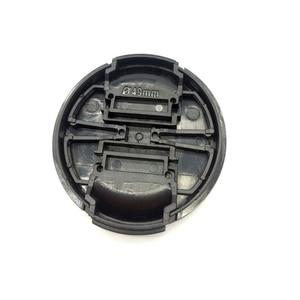 Image 2 - 10 pz/lotto di alta qualità 40.5 49 52 55 58 62 67 72 77 82mm centro pizzico coperchio a scatto per obiettivo fotocamera SONY
