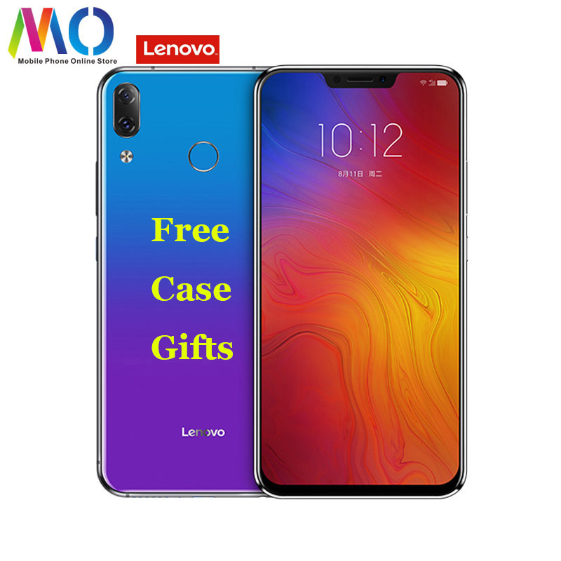 "Lenovo Z5 L78011 6GB 128GB Mobile Phone 6.2"" inch Snapdragon 636 Octa-core Smartphone Android AI Dual Camera Celular Cell Phone"