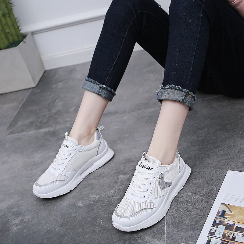 2018  Sports round head   shoes round  round head casual white shoes     SQD-01-SQD-062018  Sports round head   shoes round  round head casual white shoes     SQD-01-SQD-06
