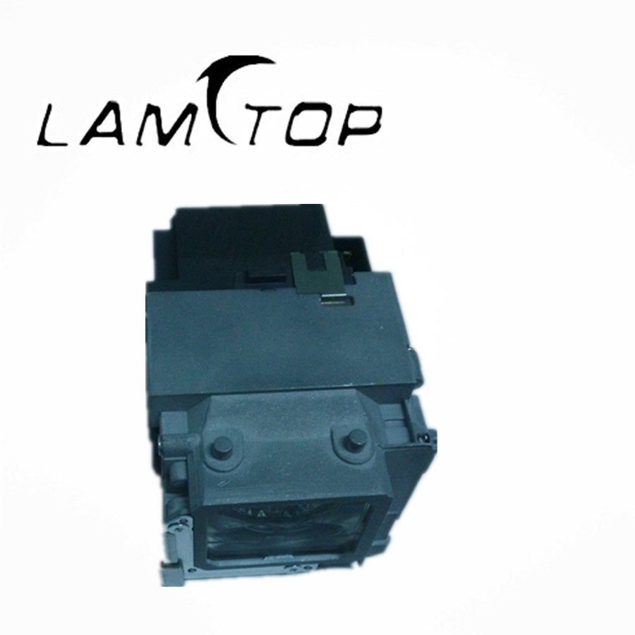 FREE SHIPPING  LAMTOP  180 days warranty  projector lamps with housing  ELPLP65/V13H010L65 for  EB-1760W free shipping new projector lamps bulbs elplp55 v13h010l55 for epson eb w8d eb dm30 etc