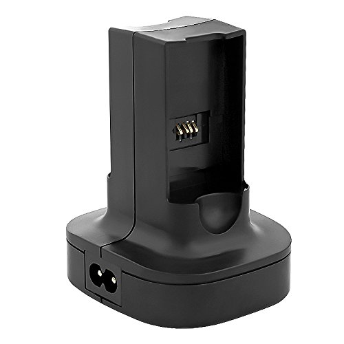 bffd16d86e15 For XBOX 360 Dual Charging Station Quick Charge Dock Kit + 2 Rechargeable  Batteries-in Chargers from Consumer Electronics on Aliexpress.com