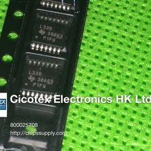 10cs/lot LM339PWR L339 TSSOP14 IC COMPARATOR