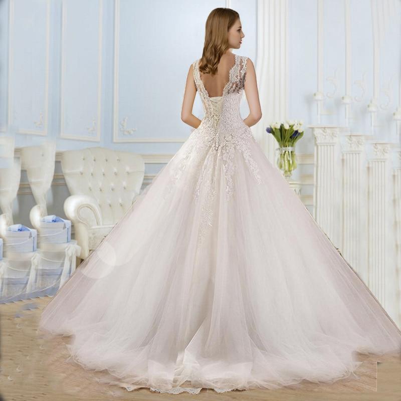 Abiti da damigella d'onore 2018 pizzo bianco avorio abito da sposa abiti da sposa plus size maxi dimensioni del cliente 2 4 6 8 10 12 20 22