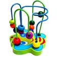 Hot Mini Assemblage Orbit The Maze For montessori Educational Toys Wooden Toys Building Blocks  juguetes educativos  baby toys