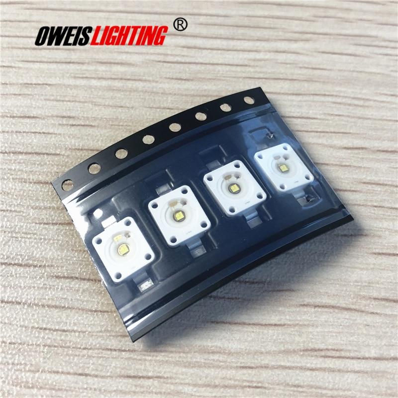 1PCS LUW W5SM LUWW5SM Cool White Led PLCC-2 1A 3.5V High Brightness 1W-3W 6070 7060 3W Light Beads Lamps