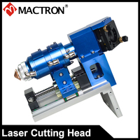 500 Вт Мощность лазерной CO2 автофокусом бифокальные лазерная резка головка для 4 мм толстая металлическая материалы