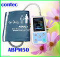 Ambulatory Blood Pressure Holter Monitor   Blood Pressure cuff for adults digital bp monitor  ABPM50 FDACE
