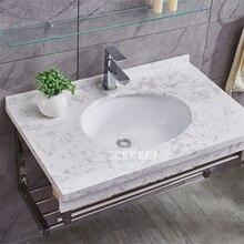 DLS001 туалетный столик для туалета, зеркальный шкаф, настенный тип, шкаф для ванной комнаты, керамическая раковина, шкаф для хранения умывальника
