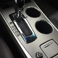 Автомобильный дизайн ABS Хромированной Отделкой Автомобиль головные Уборы стикер стиль Переключения Передач украшения Для Nissan Teana Altima 2016 2017