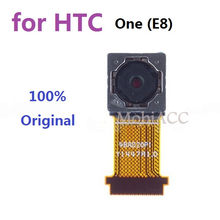 Original for HTC One E8 Rear Back Camera 13 MP Replacement Repair Part with Valid Tracking Number(China)