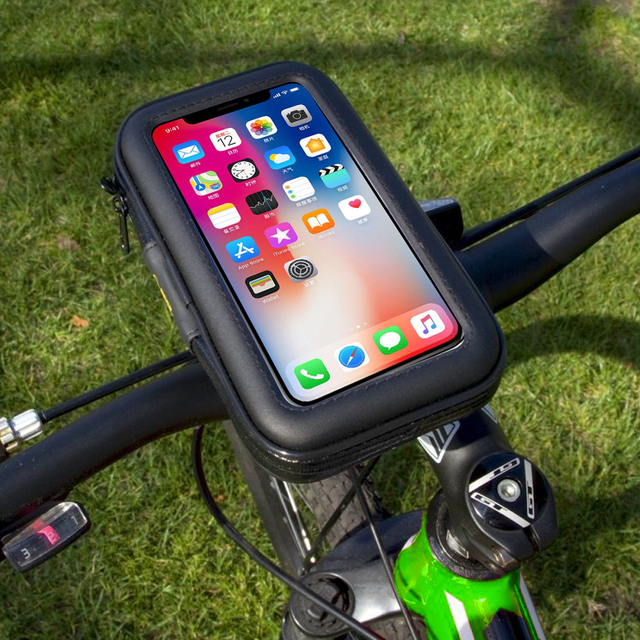 Universal Bicycle and Motorcycle Phone Holder