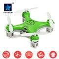 Бесплатная доставка Cheerson CX-10 CX10 2.4 Г Пульт Дистанционного Управления дроны toys 4CH 6 Оси Мини мини drone rc Самолет RTF Drone