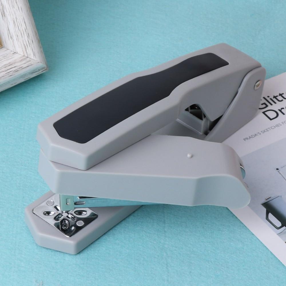Office Stapler Bookbinding Stapling 20 Sheet Capacity Home School Tools