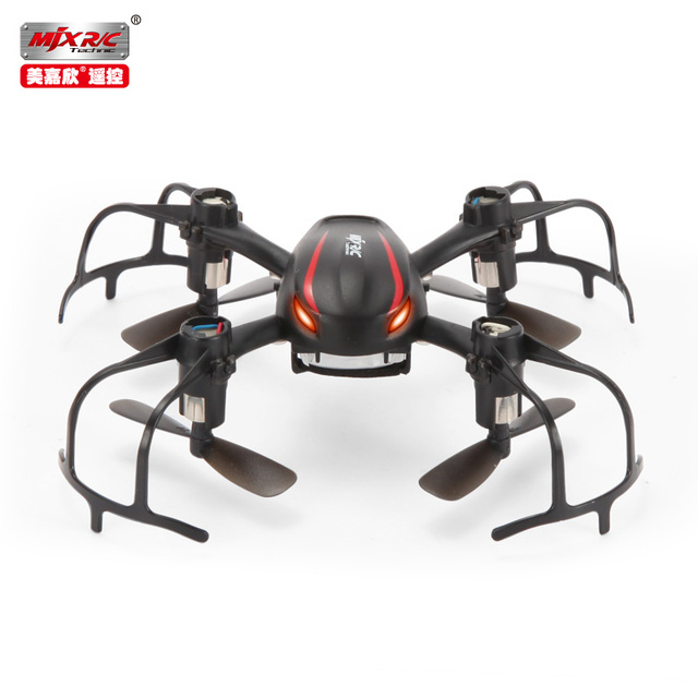 X902 Мини Drone RC Quadcopter Вертолет MJX 2.4 Г 4CH 6-осевой Гироскоп НЛО 3D Флип Drone Без Головы с СВЕТОДИОДНЫЕ Фонари для Ночного ПРОТИВ FQ777