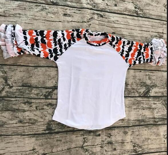 High quality trendy style shirts bulk new design print sleeves icing t  shirt china wholesale kid girls print blank raglan shirts-in Tees from  Mother   Kids ... 24880f0b0