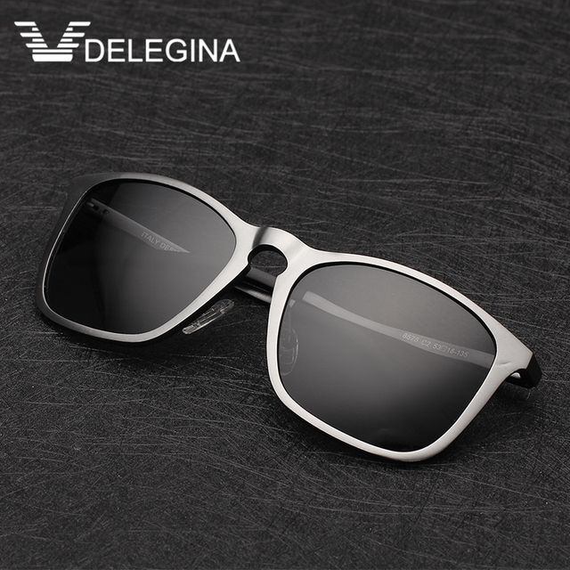2016 Polarized Sunglasses Men Sun Glasses Polar Shades Mirror Glasses Driving Fishing Goggles