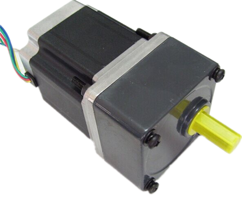 86BYG Gearbox Geared Stepper Motor Ratio 50:1 Nema34 L 98mm 6A CNC Router ratio 10 1 gear stepper motor nema34 stepping motor with gearbox 3nm 4a 86byg l66mm shaft 15mm for cnc router new