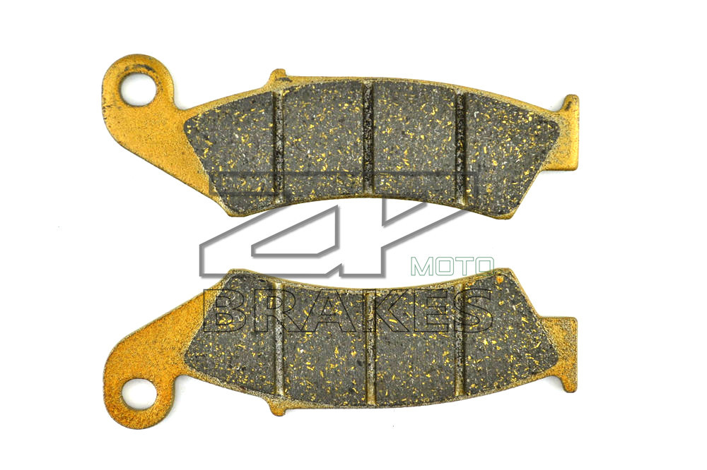ZPMOTO New Organic Brake Pads For Front HONDA NX 250 1988-1990,XR 250 R/L 1991-1995,CR 500 R 1987-1995 OEM Motorcycle BRAKING motorcycle front rear brake pads for kawasaki gpx 600 r zx600 1988 1996 gpx 750 r zx750 1987 1989 zr750 1991 1995 zx100 zx10 p04