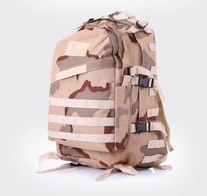 Image 5 - 40L açık 3D spor askeri taktik tırmanma dağcılık sırt çantası kamp yürüyüş Trekking sırt çantası seyahat açık çantası