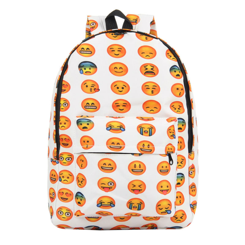 2016 New Woman Backpack Oxford School Bag Printing Lightweight Backpacks Fashion Women's Bags