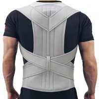 Barre magnétique Posture correcteur bretelles et soutien mal de dos ceinture orthèse épaule pour hommes femmes soins santé réglable Posture bande
