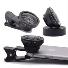 Tremendous Vast Angle Cell Telephone Lens Smartphone Digicam lenses Improve Model Of Fish Eye For iPhone four 5S 6s pLUS Samsung CL-45S