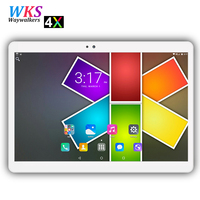 2018 Newest 2 5D Screen 10 Inch Android 7 0 Tablet Pc 10 Core 4GB RAM