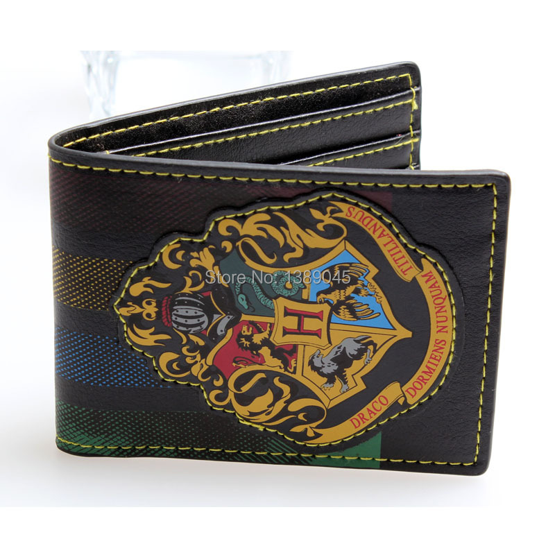 Harry potter wallet animated cartoon wallet young students personality wallet Boys and girls fashion wallet DFT-1163 все цены