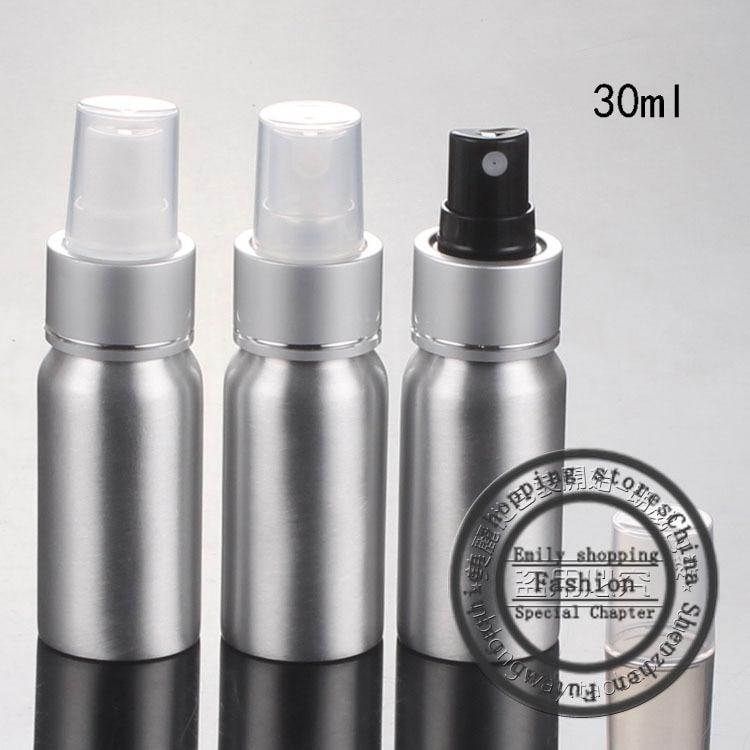 무료 배송, 40 pcs, 30 ml 스프레이 알루미늄 병, 향수 병의 미세 안개 스프레이, 화장품 포인트 bottling, refillable 병-에서리필 병부터 미용 & 건강 의  그룹 1
