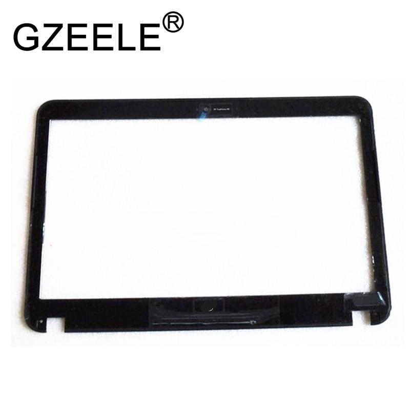 GZEELE NEW for HP Pavilion DM4-1000 DM4-2000 LCD Bezel Frame 636938-001 608209-001 LCD Front Bezel Cover Non touch 6070B0493201 new original laptop lcd plamrest touchpad case cover for dm4 dm4 1000 dm4 2000 series keyboard c shell 6070b0487901 636946 001