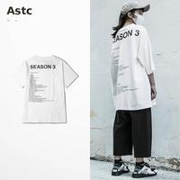 New Kanye T Shirts Season 3 Hip Hop High Street T Shirt Men Funny White Black