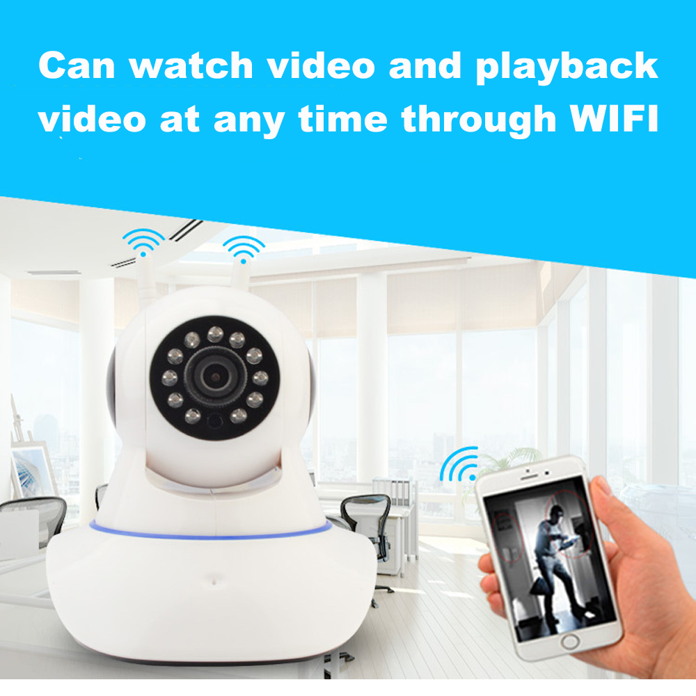 2MP/3MP IP Camera 1080P Wi-Fi Wireless Surveillance Camera WiFi P2P Security CCTV Network Baby Monitor Two Way Intercom IR pik page 3
