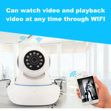 2MP mini IP Camera 1080P Wi-Fi Wireless Surveillance WiFi P2P Security CCTV camera surveillance wifi
