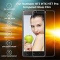 0.3 мм 9 H 2.5D Оригинальный IST Премиум Закаленного Стекла Для Homtom HT5 HT6 HT7 Pro ЖК-Экран Протектор Фильм С Чистки комплект
