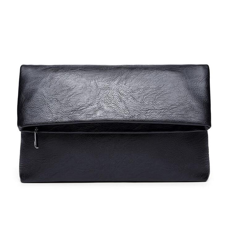 스테이시 가방 122415 뜨거운 판매 남자 손 가방 남자 빈티지 봉투 봉투 남성 간단한 클러치