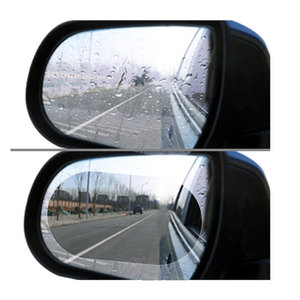 Image 5 - 2 adet Araba dikiz aynası su geçirmez ve anti sis filmi SSANGYONG Başkanı Rexton Kyron Rodius Actyon korando Tivoli
