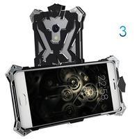 Luxury For Meizu Meilan 3 3S M3 M3S Back Cover Simon THOR IRONMAN Shockproof Metal Aluminium