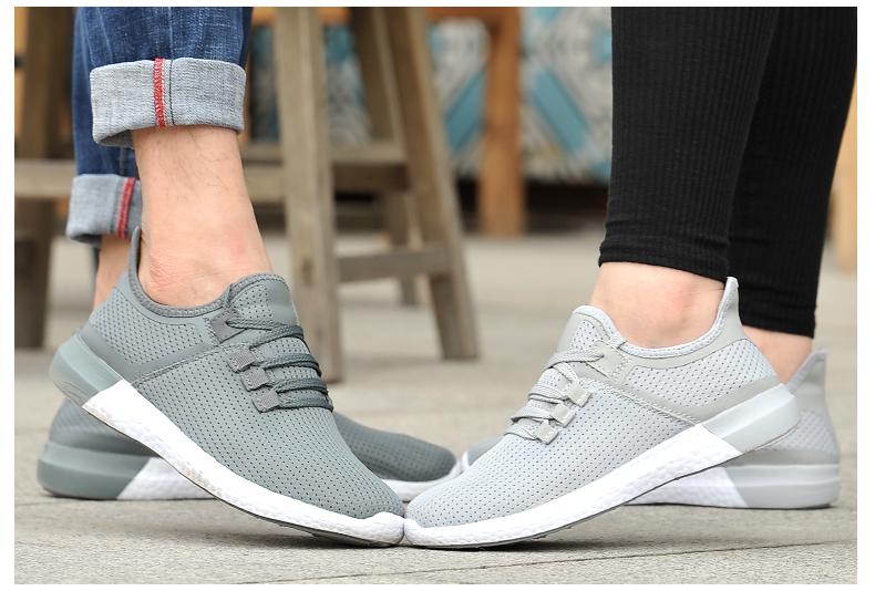 UNN Unisex Running Shoes Men New Style Breathable Mesh Sneakers Men Light Sport Outdoor Women Shoes Black Size EU 35-44 25