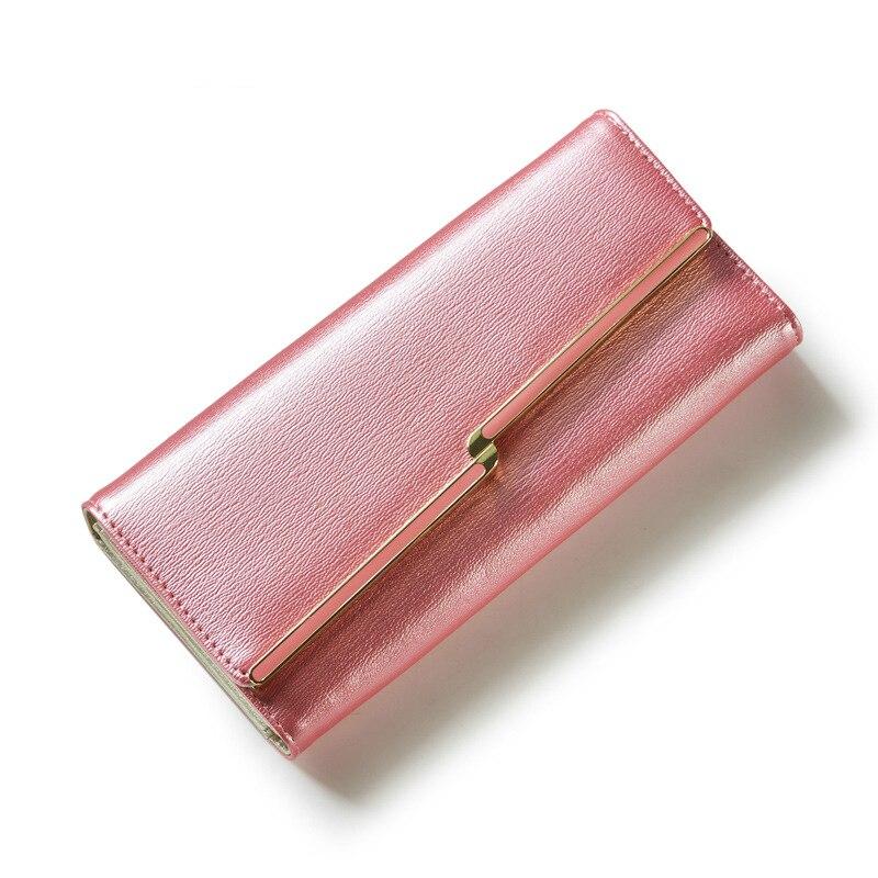 Fashion Women font b Wallets b font Clutches Evening Bag Female Phone Pocket Folded Money Bag