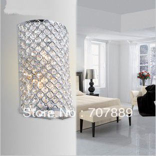 free shipping modern 3 light crystal wall lamp fashion wall lights for home fixture indoor lighting sconces decor WL064 battlefield 3 или modern warfare 3 что
