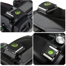 6Pcs/Set Camera Bubble Spirit Level Hot Shoe Protector Cover DSLR Cameras Access