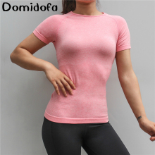 Yoga Serve Short Sleeve Woman Run Body-building Leisure Time T The Speed Do the short run security constrained economic dispatch