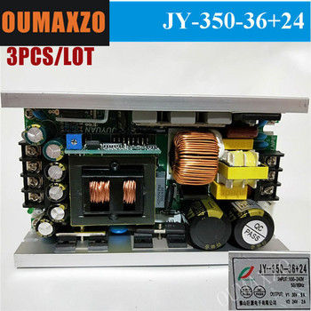 3 قطعة/الوحدة 300 واط 350 واط 36 قطعة مصابيح ليد المكبرة تتحرك رئيس إمداد طاقة الإضاءة DC12V DC24V DC36V led 4 عيون cob مصفوفة إمداد طاقة الإضاءة