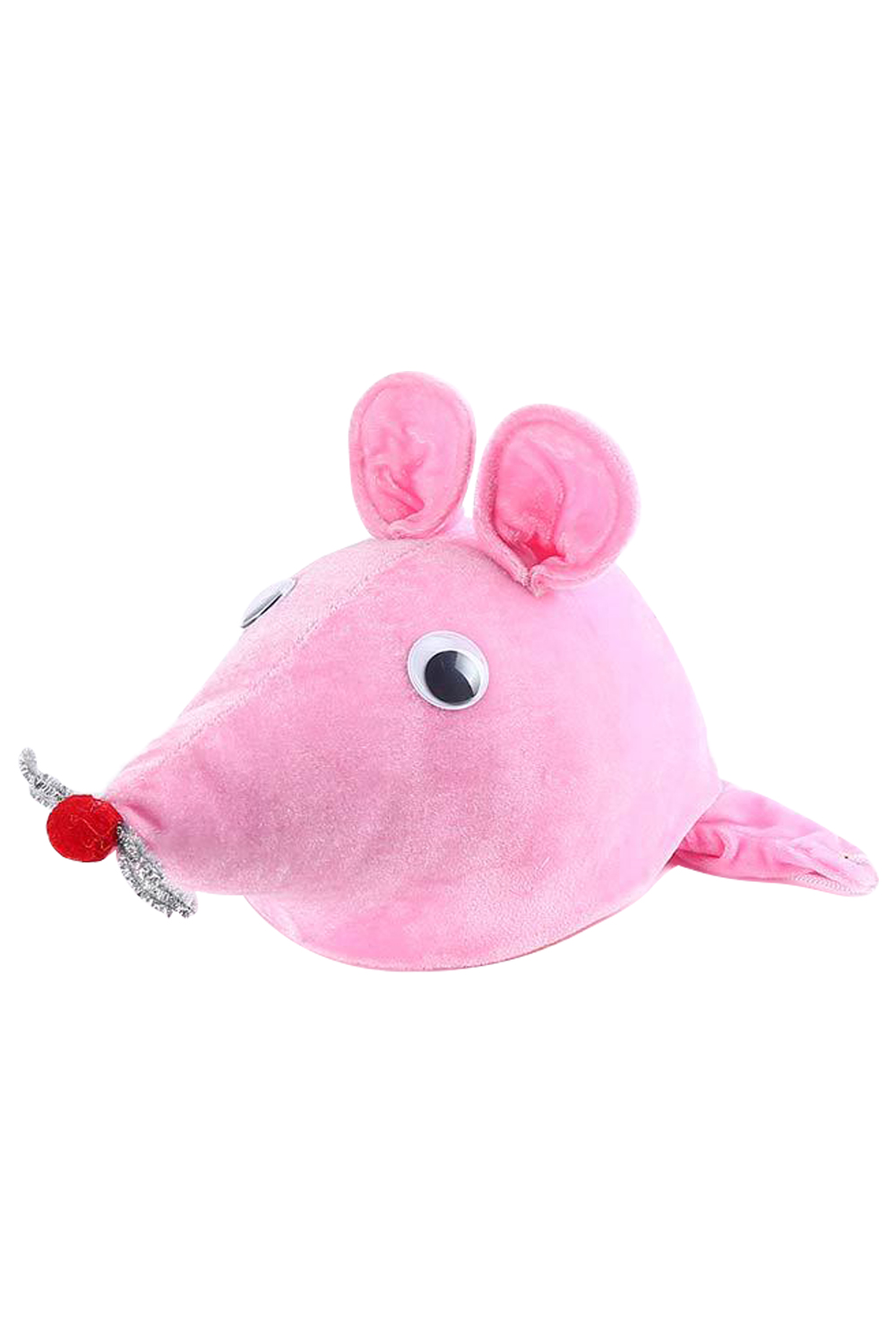 Hot Cartoon Mouse Animal Hat For Kids Child Cute Hat High Quality Three Colors Velvet Hat